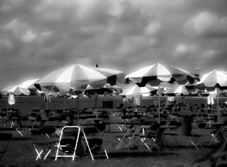 Air Show Umbrellas