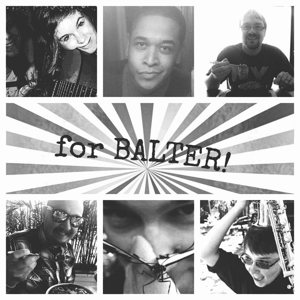 for BALTER returns to 643! This local, high energy band is one not to be missed!!!