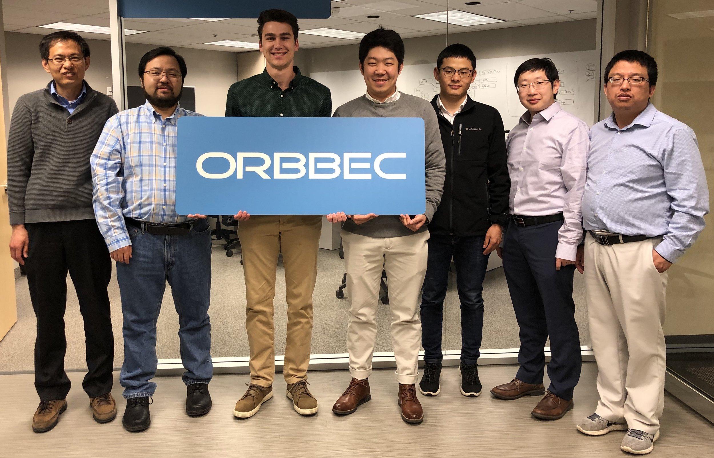 2019 Orbbec visits