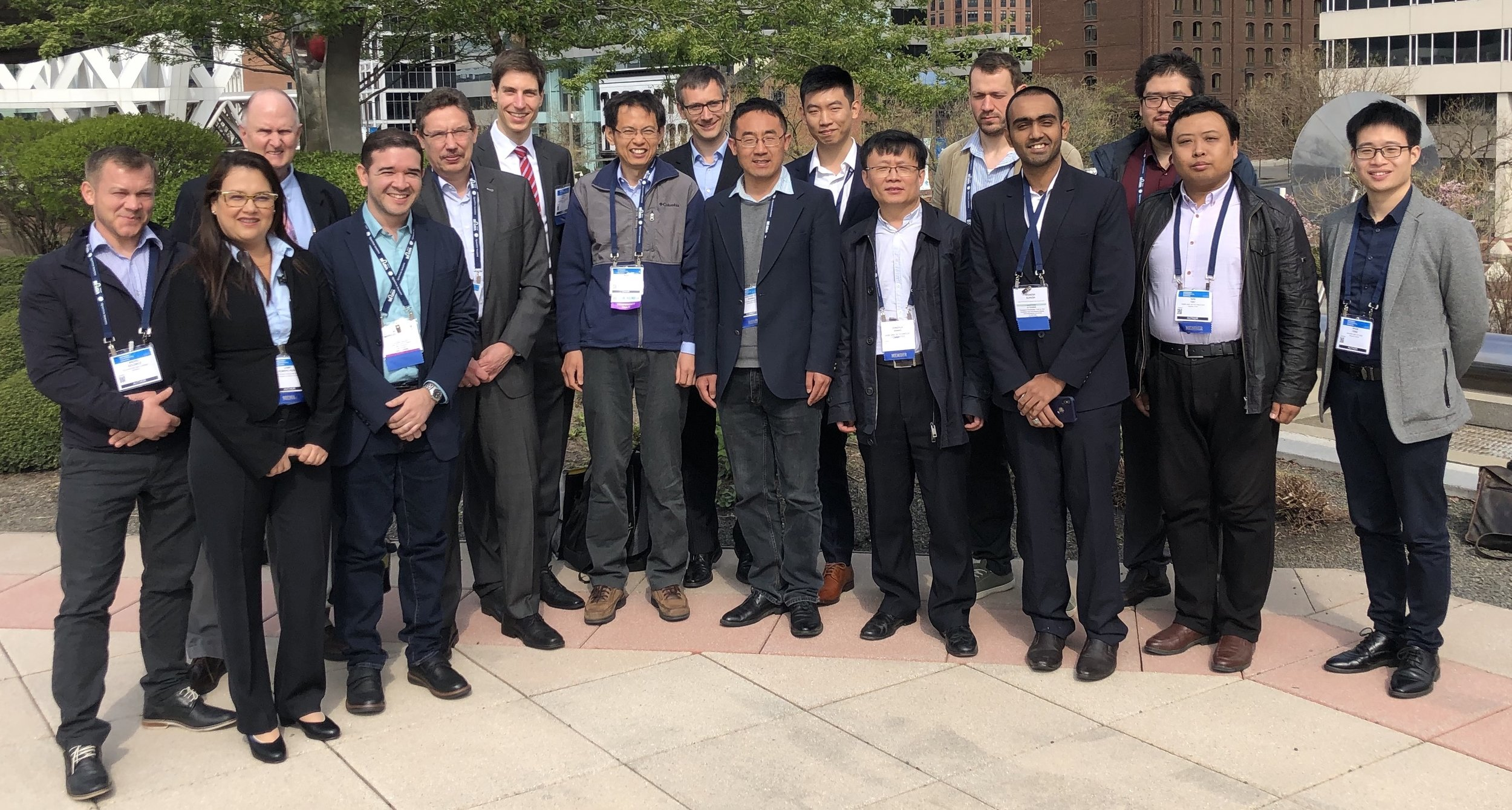 2019 SPIE DCS conference