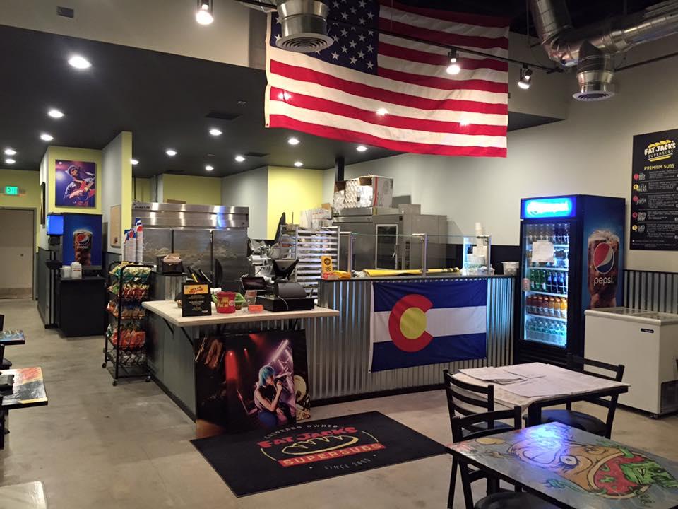 Fat Jack's Super Subs #7 in Denver, Colorado