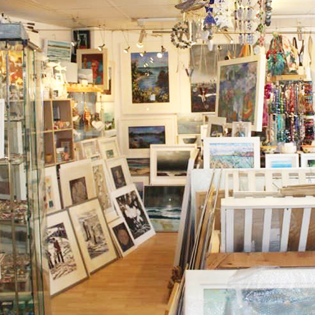 The Square Gallery St Mawes