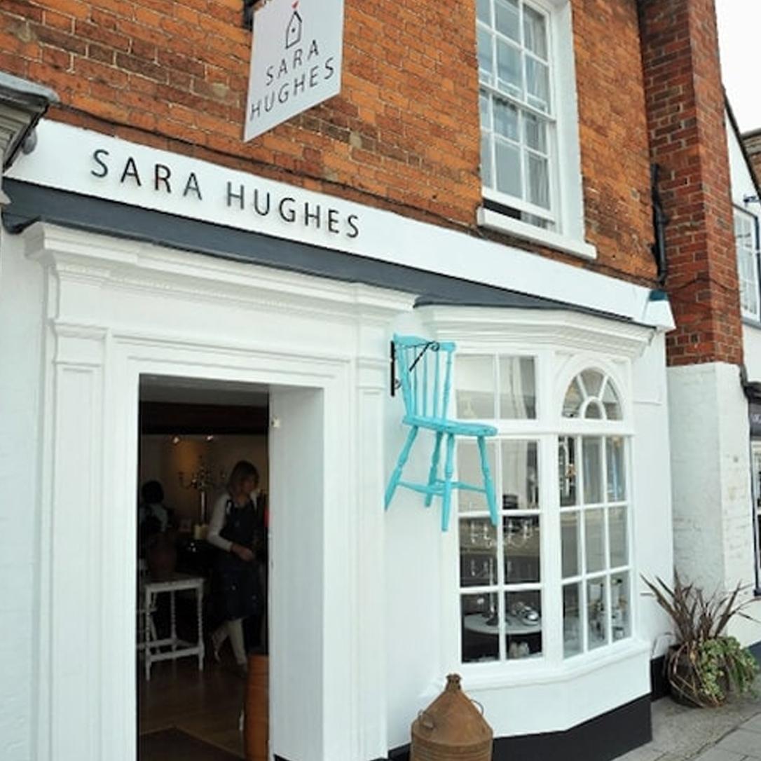 Sara Hughes in Marlow
