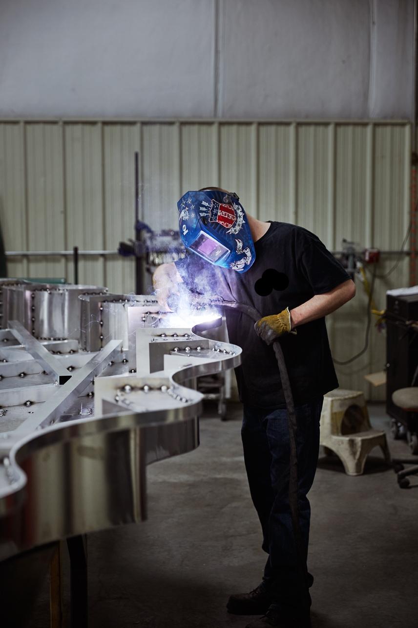 custom aluminum fabrication