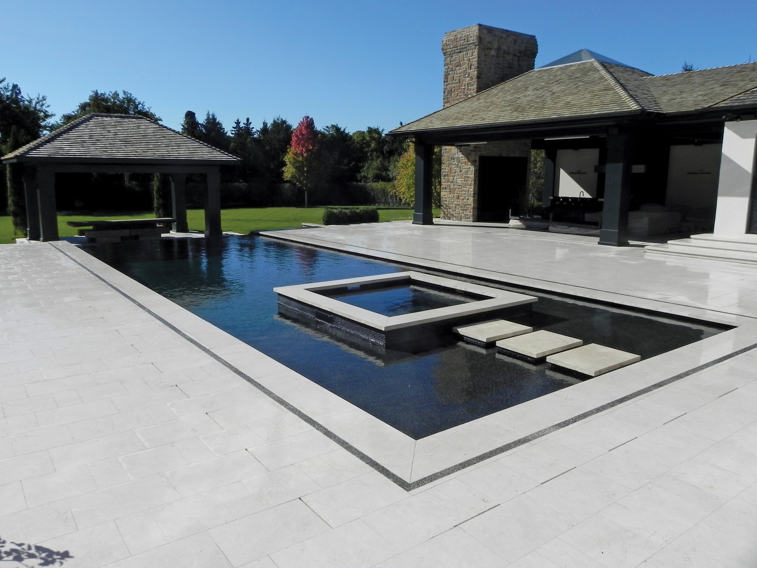 Pelican Pools  -  Silver , Renovation