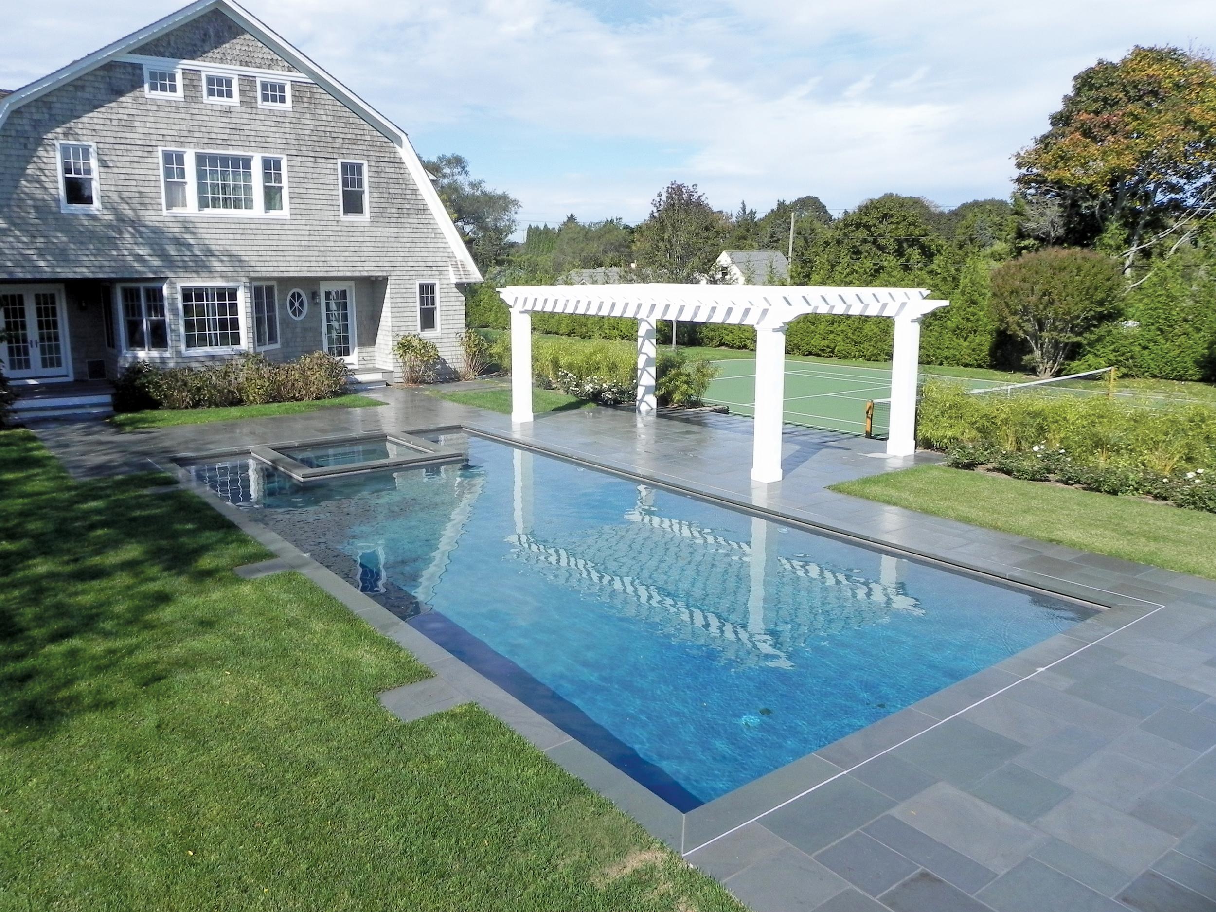 Pelican Pools  -  Bronze , Renovation