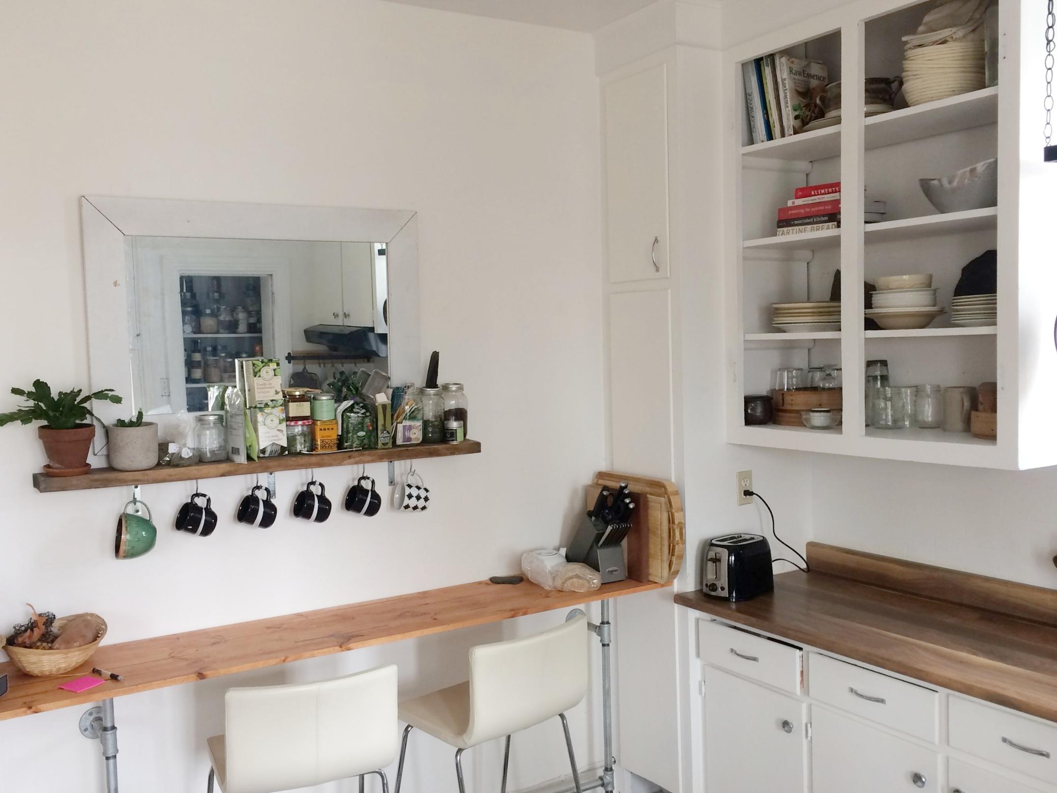 Kitchen: 90% done