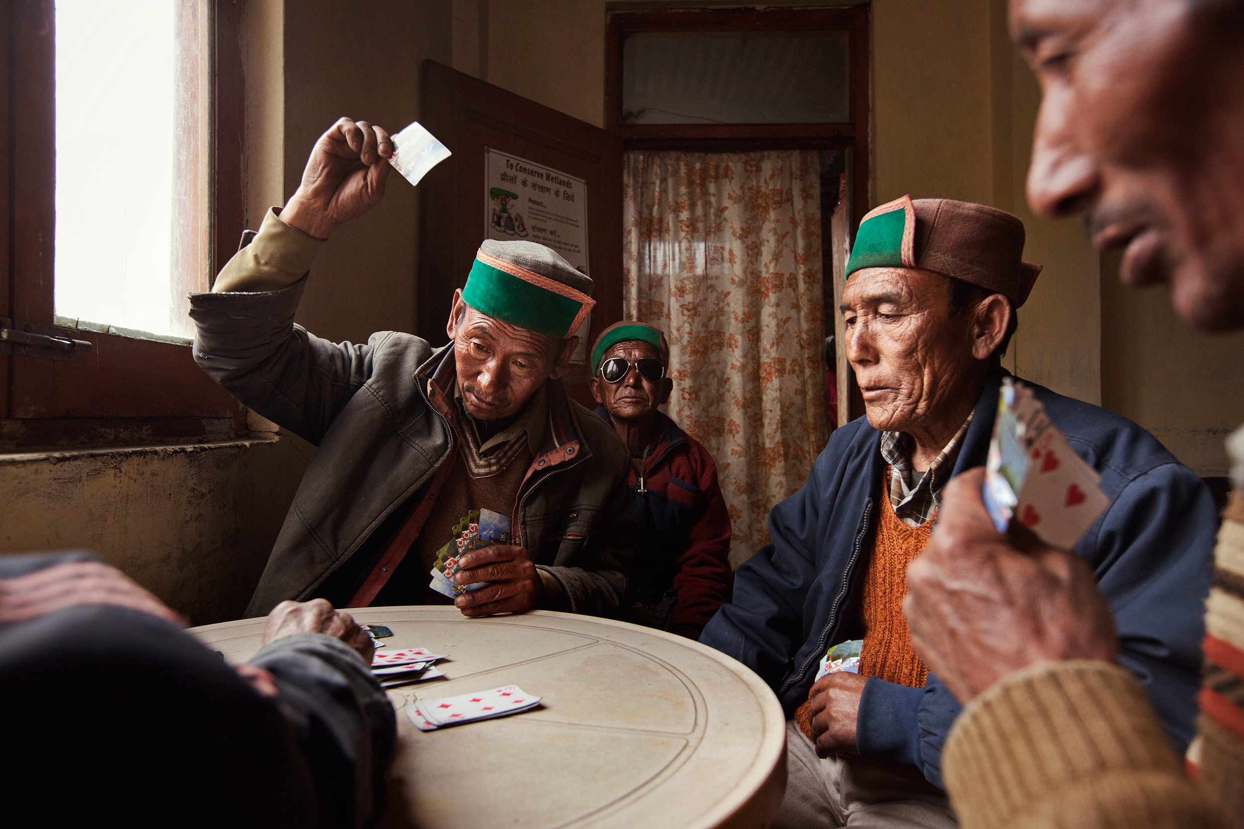 Nako, Himachal Pradesh, India - 2011 | Canon EOS 5D MKIII 16-35mm@23mm,f/5.0, ISO 800, 1/200s