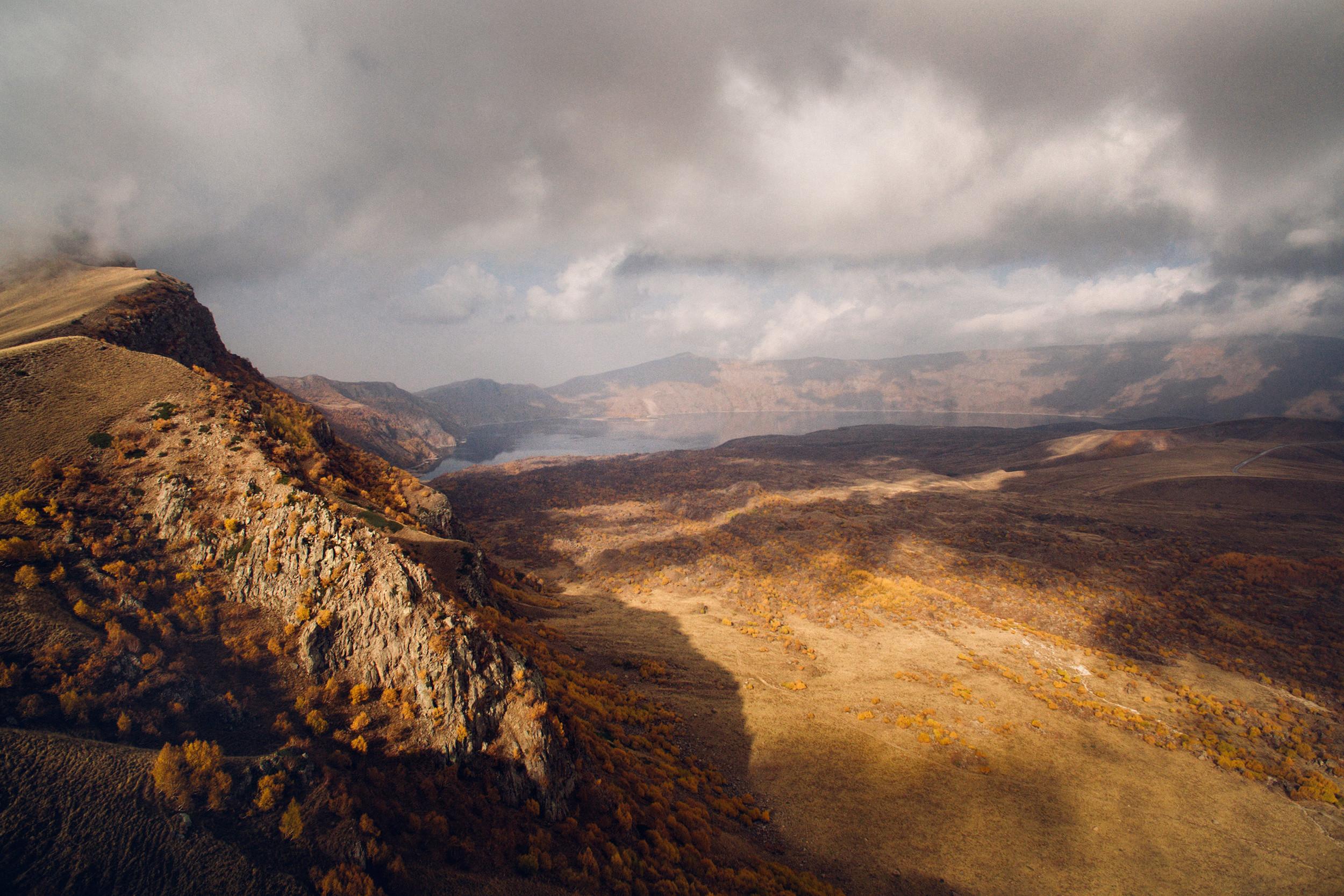 Nemrut Crater, East Turkey, Van region