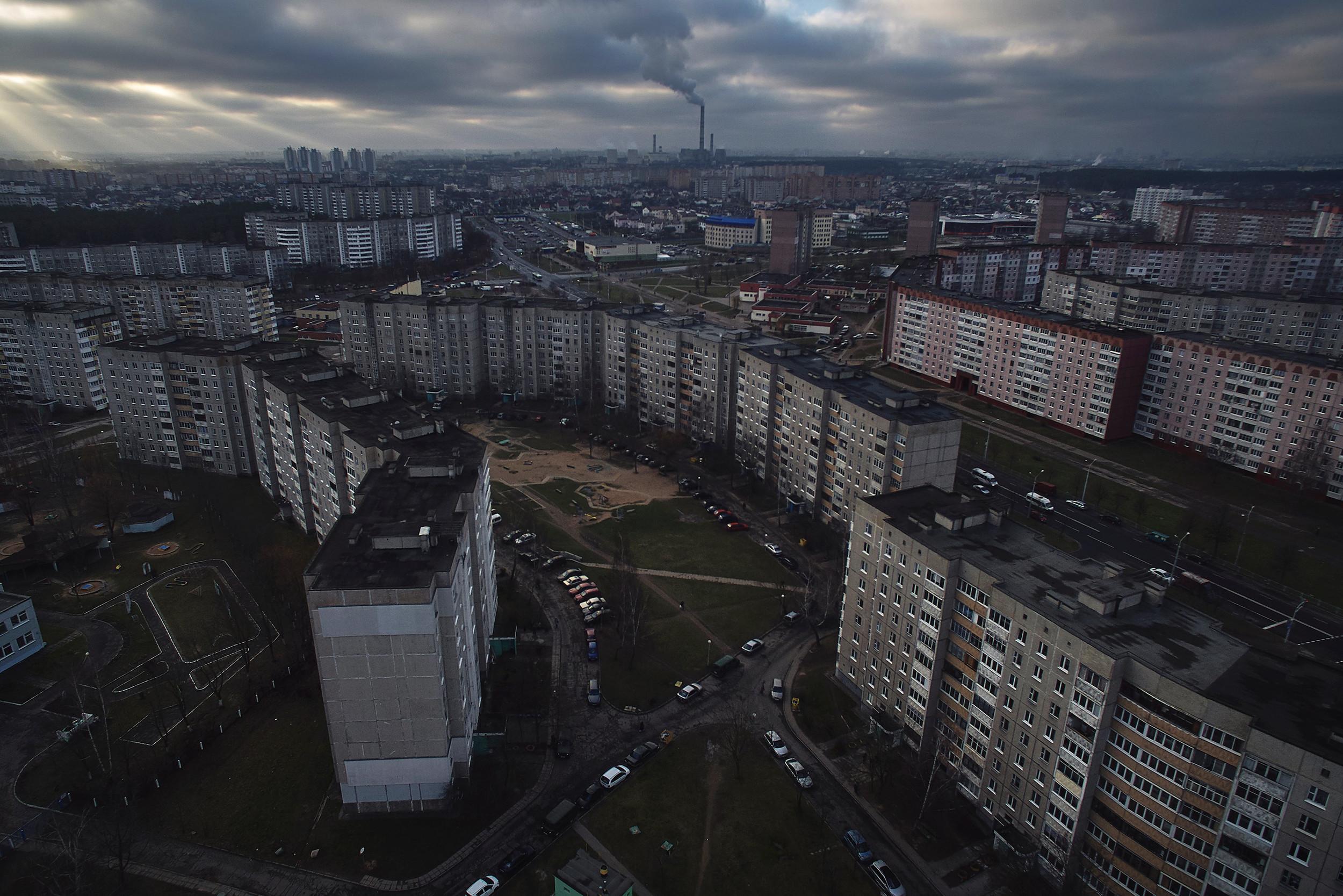 Soviet block