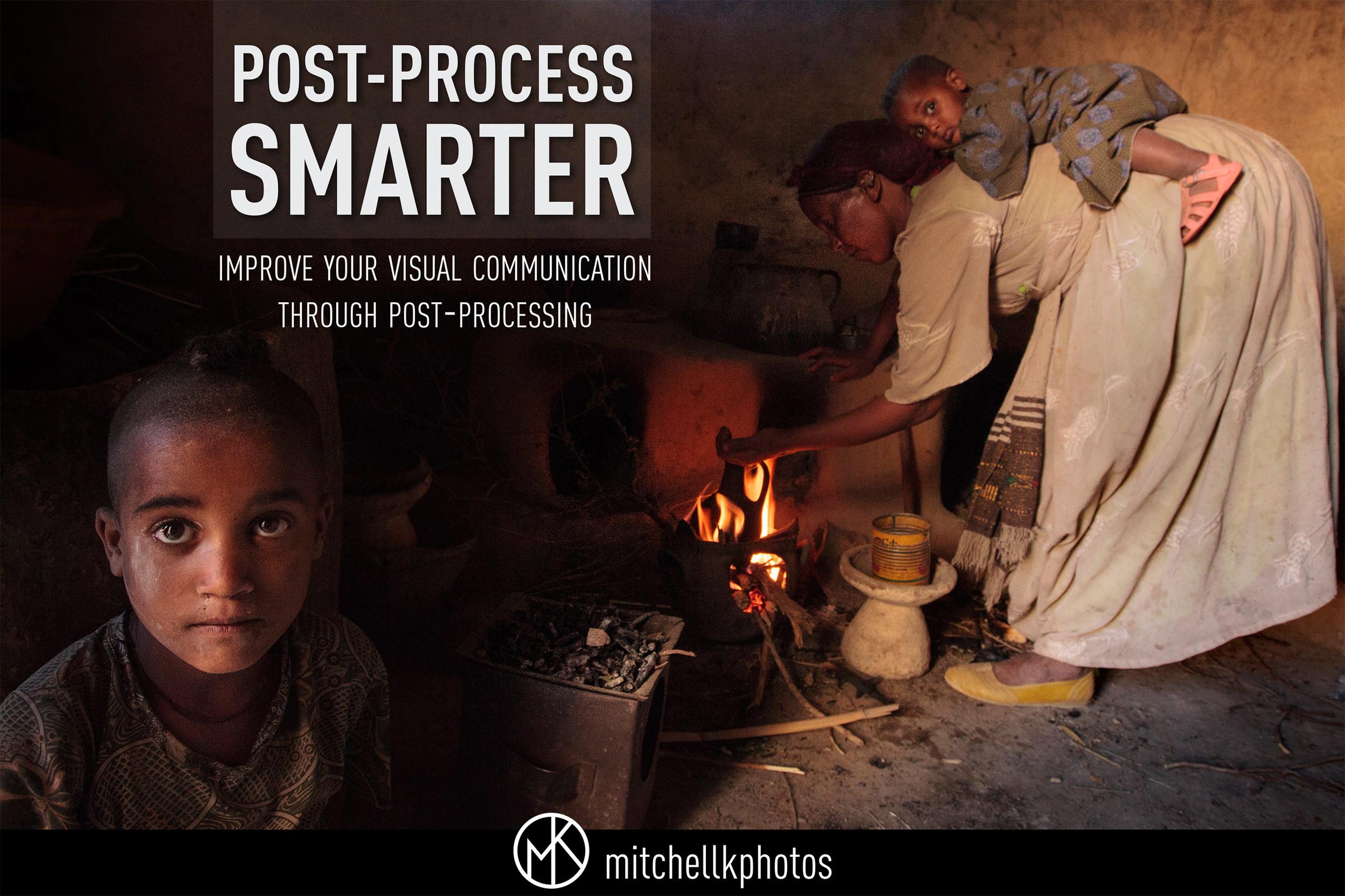 Post-process Smarter ebook