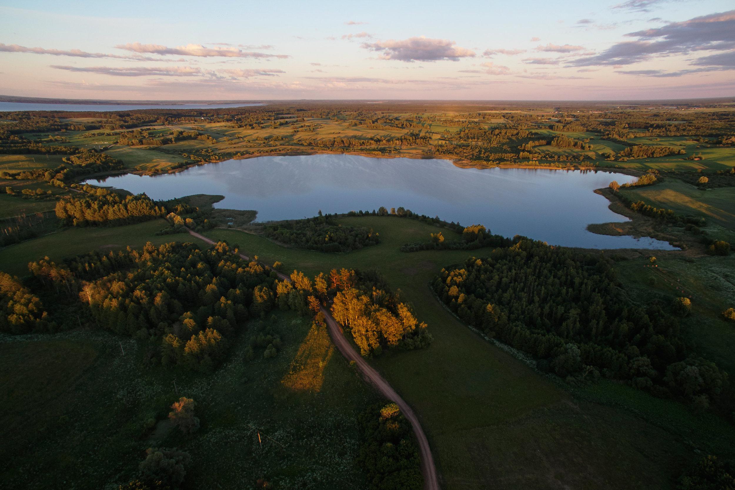 Braslav-Belarus-Lake