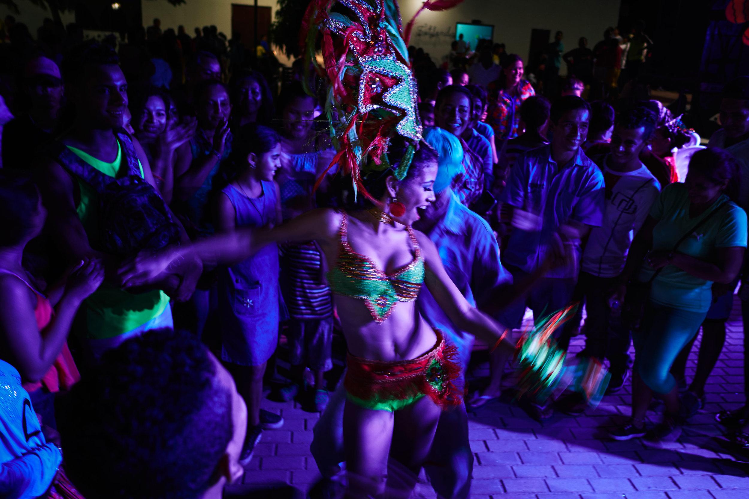 Colombia-Mompox-Carnival
