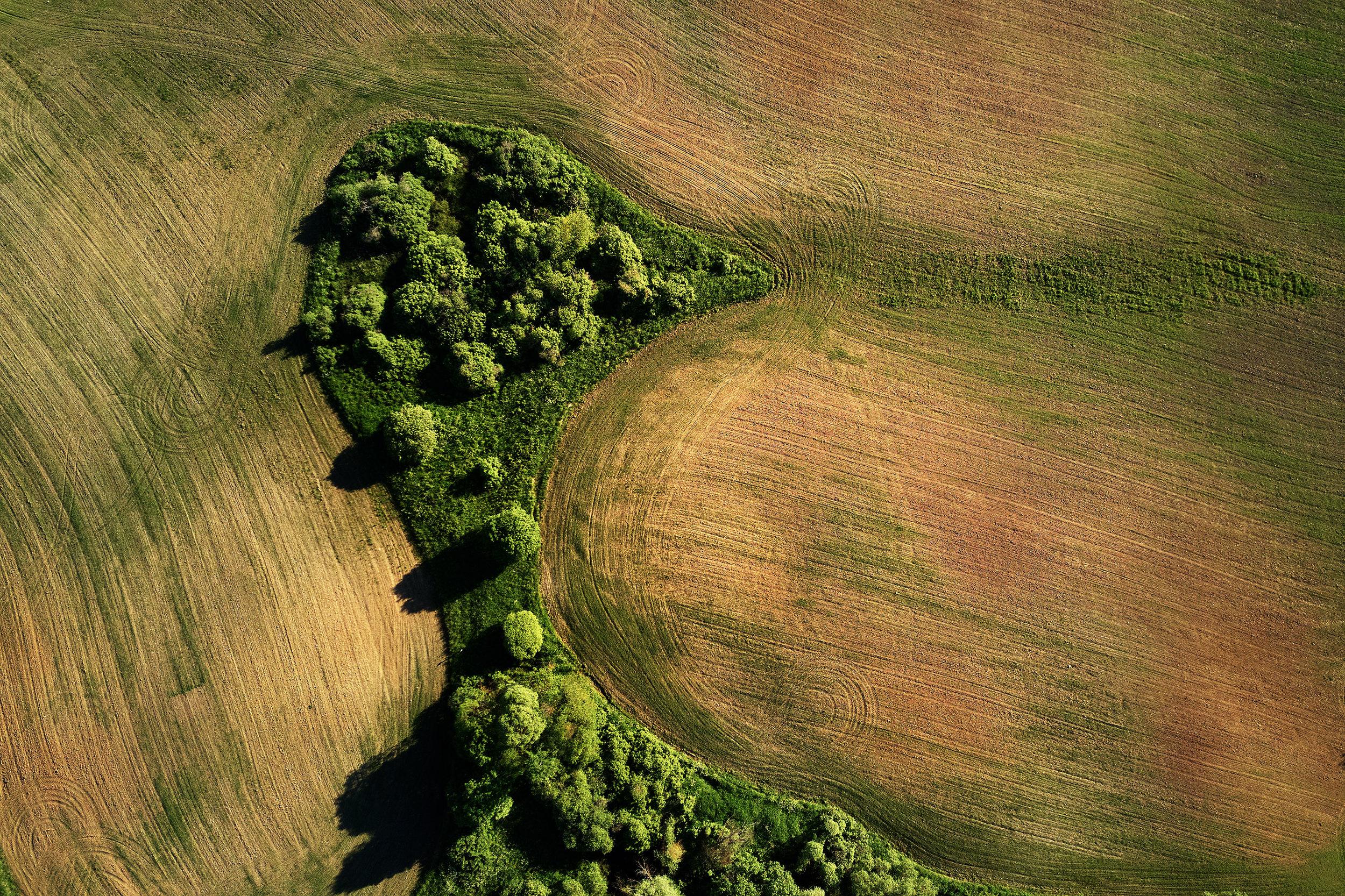 Aerial-Braslav-Belarus-Rozhevo