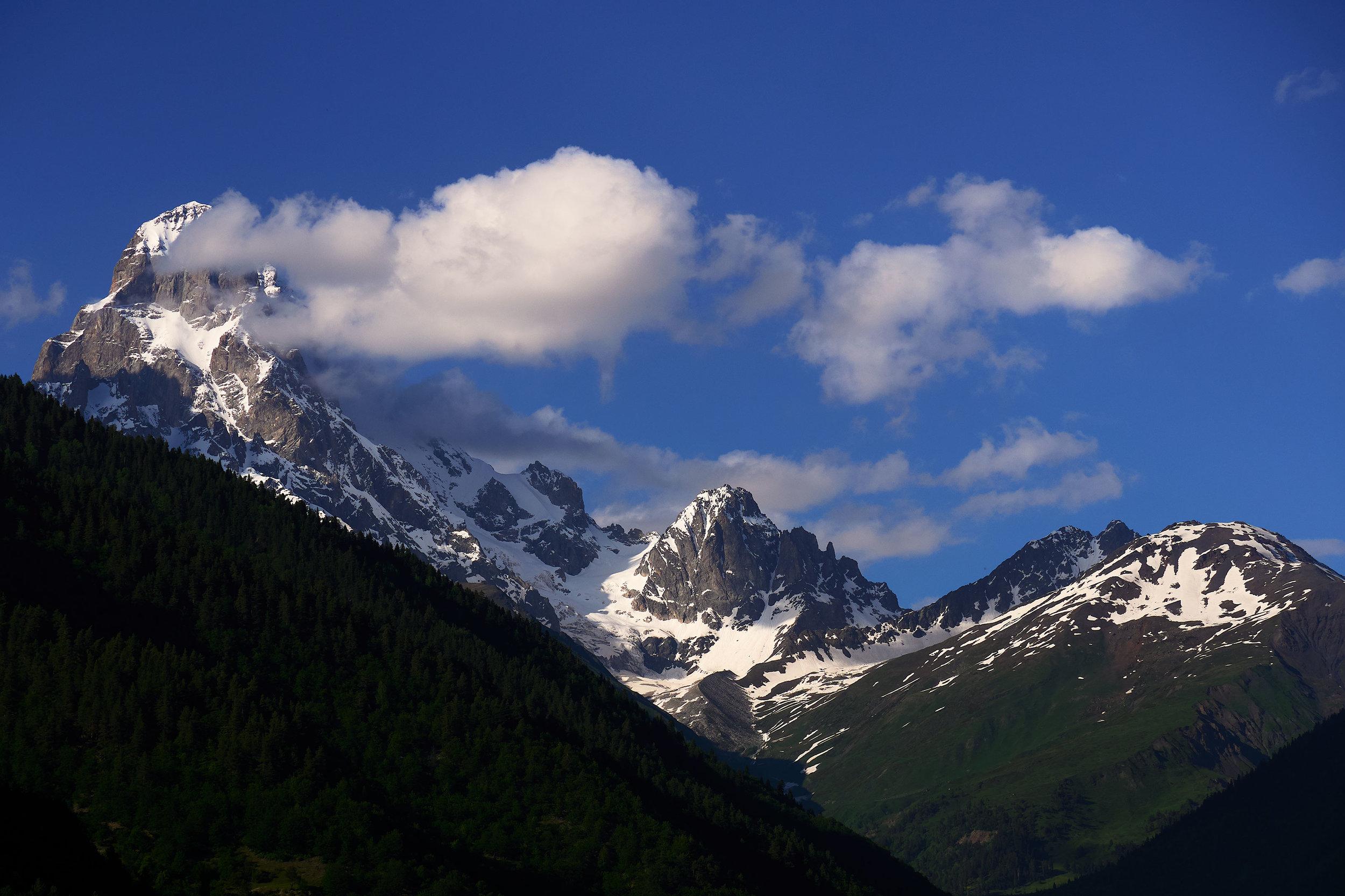 Svaneti-mountains