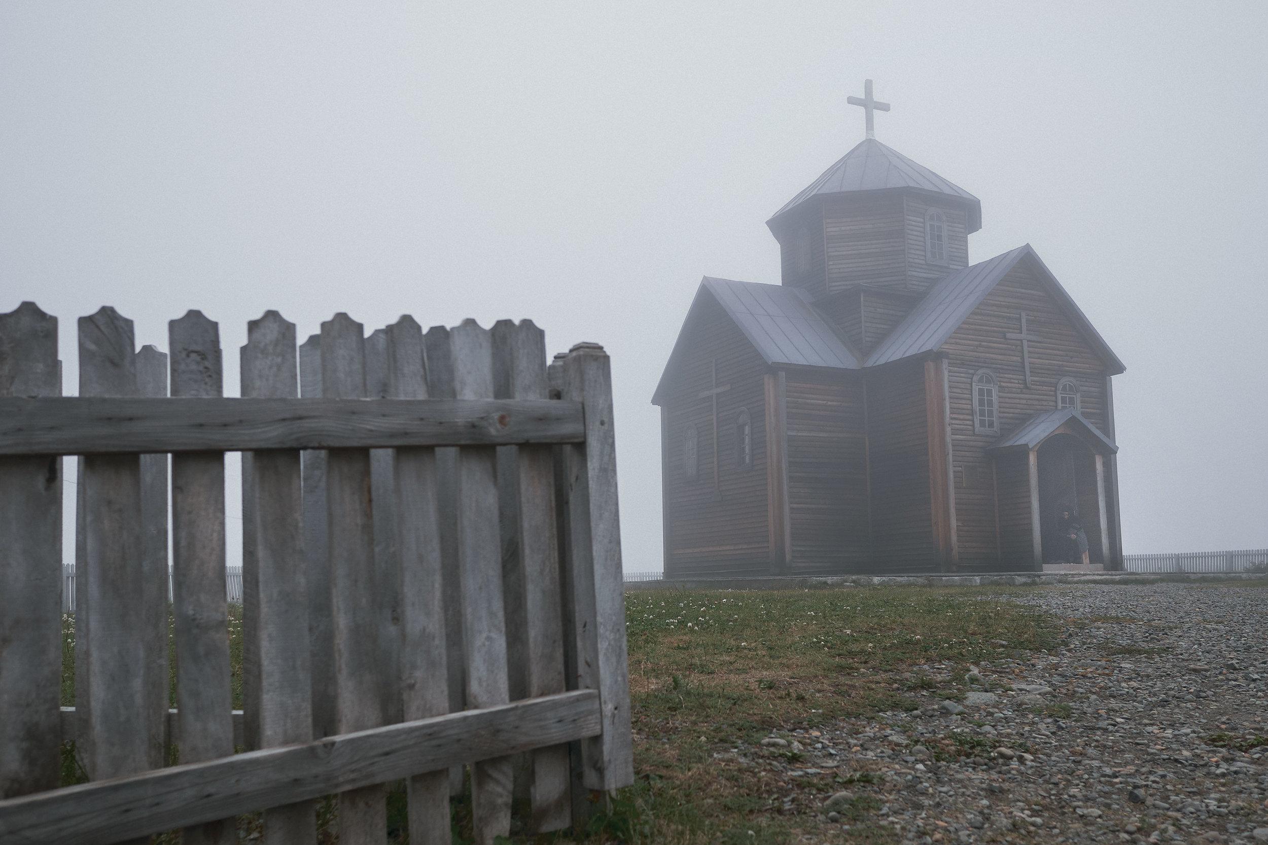 Bakhmaro-Georgia-church