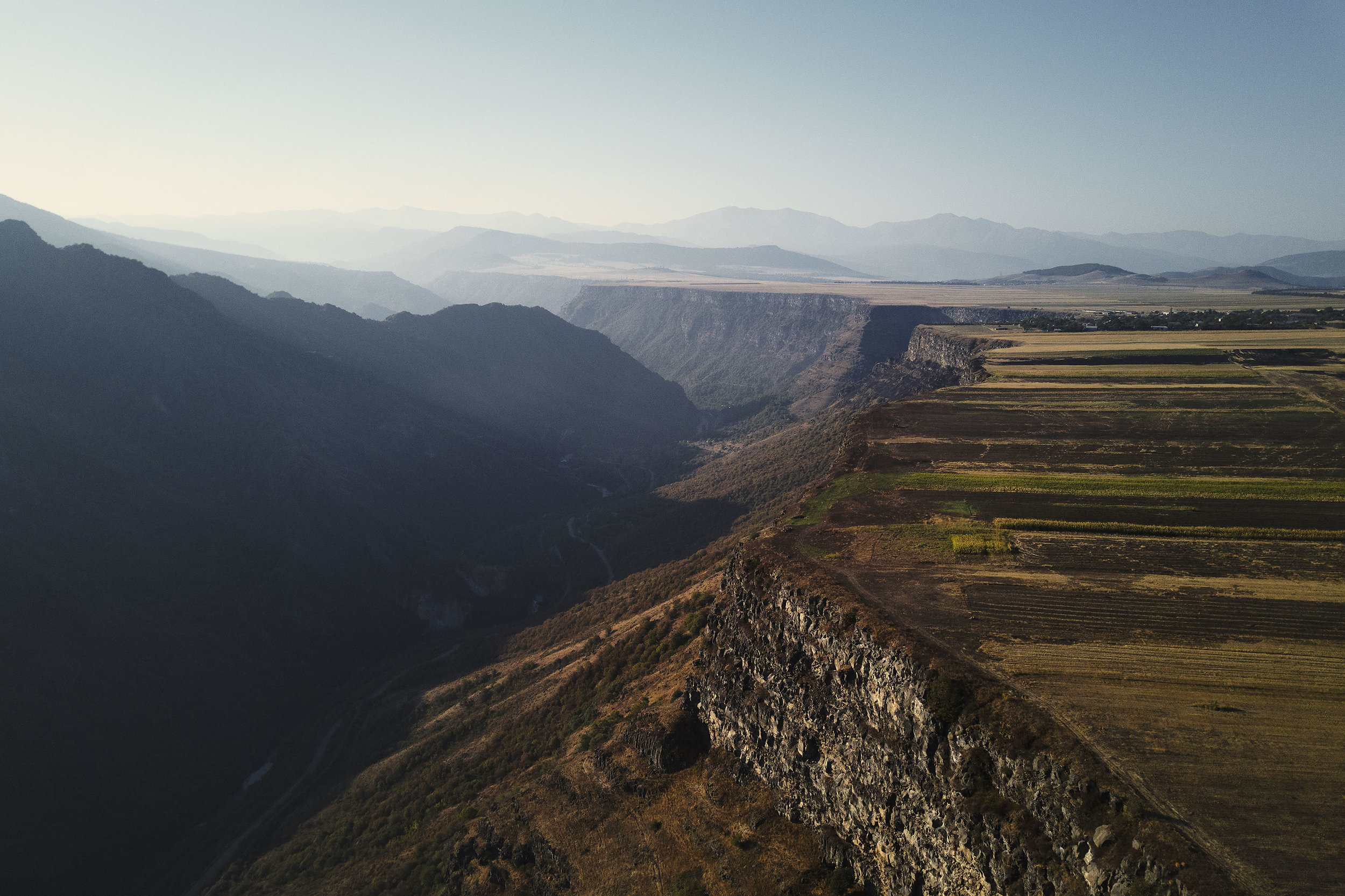 Armenia-canyon-aerial