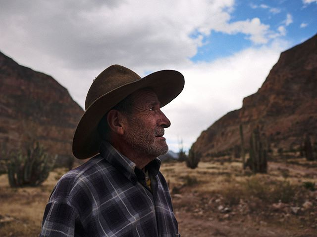 "The old cowboy of Cotahuasi canyon. Leonardo lives with his wife on a remote farm inside the canyon. They're self-sufficient, but lately Leonardo has been feeling a bit sick. Dizzy, short of breath. I asked if he wanted to go to a doctor ""Yeh, maybe."" He replied without much urgency.  I guess the folks that live a lifestyle like his aren't too much into doctor visits. I changed the topic "" Do you think it's gonna rain?"" Leonardo looked at the sky and said ""Hmmm, maybe. Yeh. I think it will. The road becomes dangerous with rain."" On that note I said goodbye and headed back to town, along that incredibly narrow road which would become impassable with even the slightest landslide.  #Cotahuasi #cowboy #canyon #cotahuasicanyon #rurla #Peru #adventure #potrait #travelphotography #travelphotographer #people #naturalportrait #panasonic #lumix #gx80"