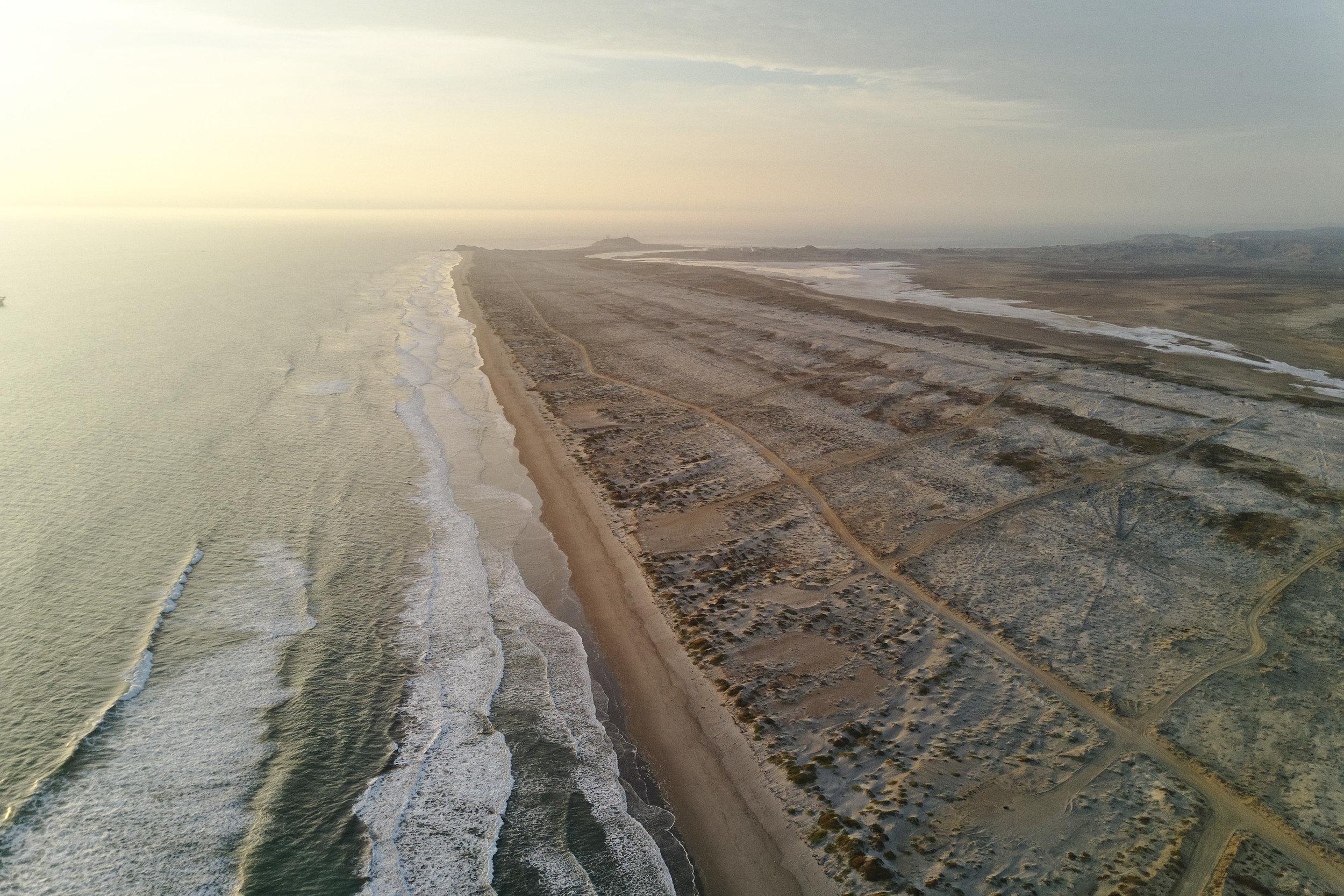 North Peru Beach