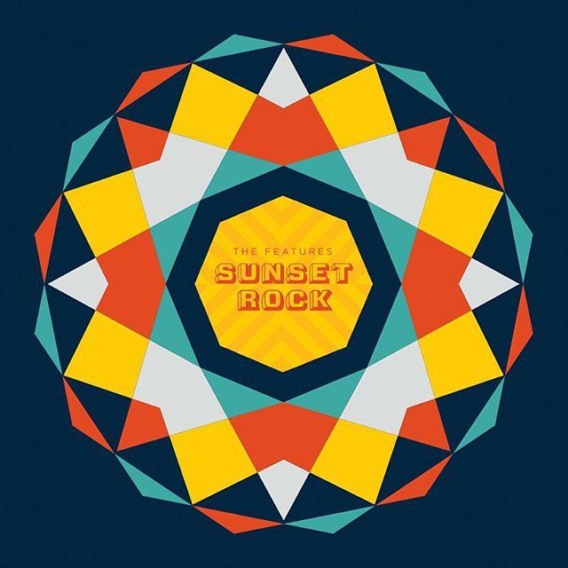 Welcome to Sunset Rock! @pledgemusic #albumartwork #newalbum #sunsetrock #dreams