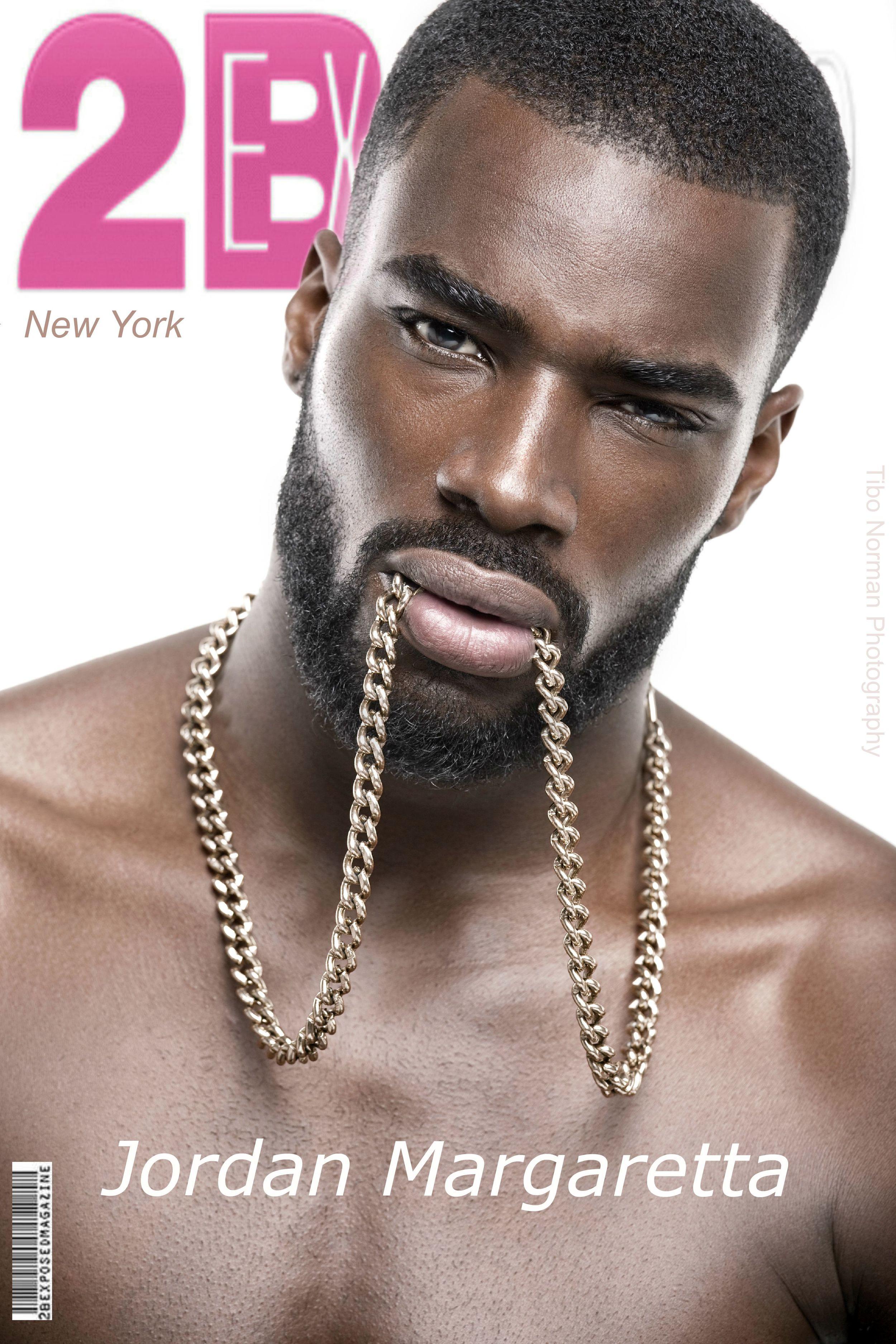 2Bexposed magazine (model: Jordan Margaretta)