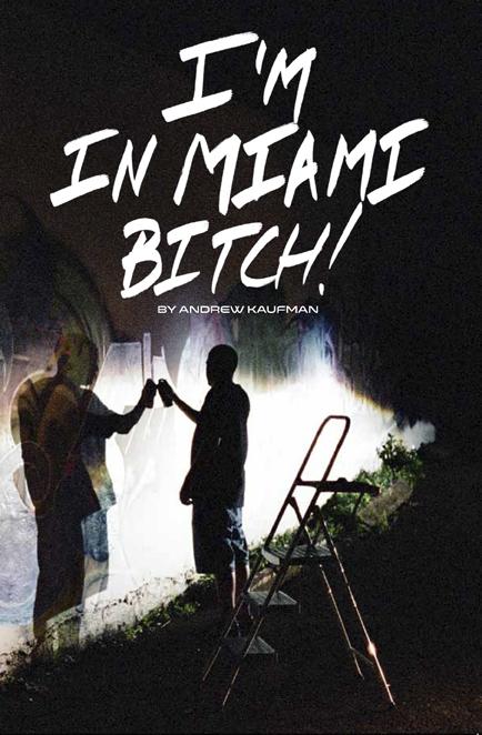I'M IN MIAMI BITCH! The book.