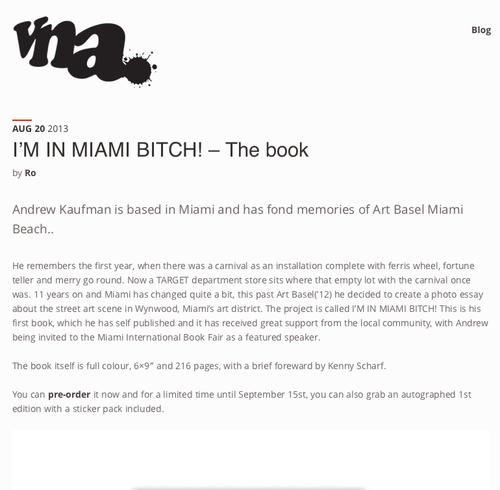VNA blog.
