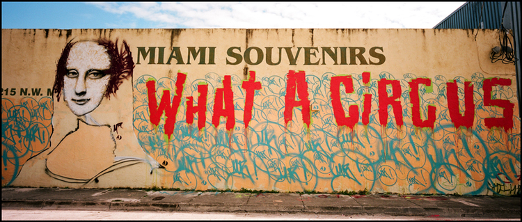 Art Basel commentary by Mr. D