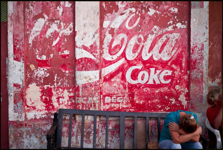 Coca-Cola, Chorilo. April, 2016.