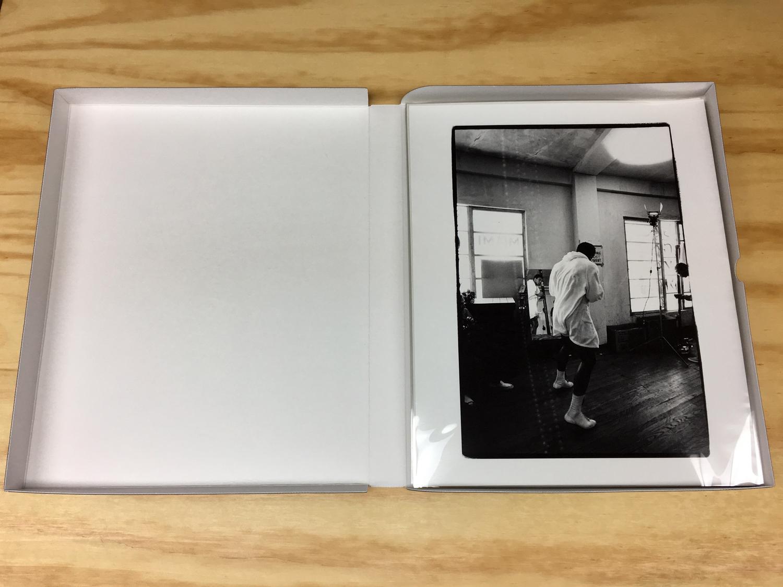 The AK Foto ALI/MIA portfolio. Edition of 1.