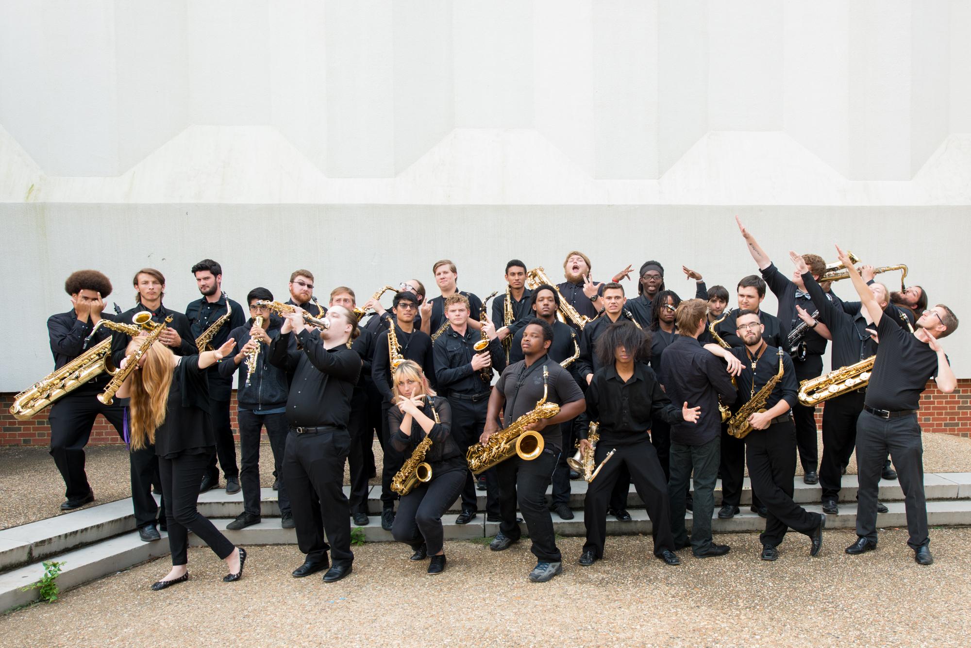 2017 NSU Saxophone Studio