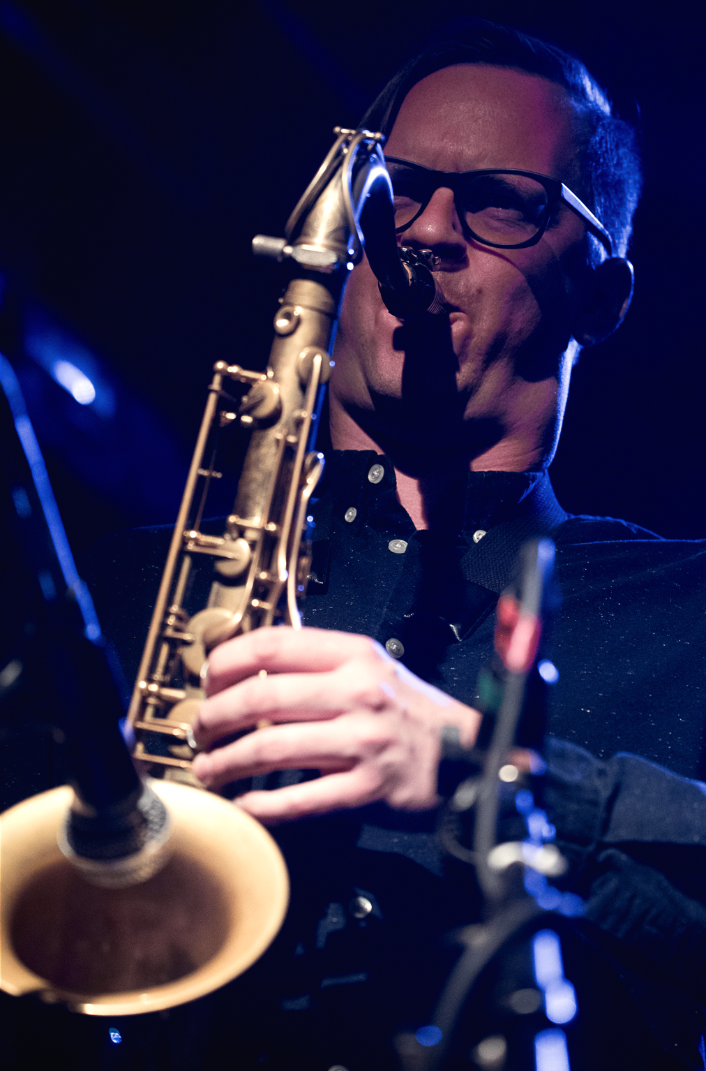 Past SaxFest 2019 - Chris Bullock - Saxophonist with SNARKY PUPPYChris Bullock will be embarking on his debut CD release tour and will be our NSU SaxFest Guest Artist with the Chris Bullock Band (Justin Stanton (keyboard/trumpeter from Snarky Puppy) on keys/synth, Frank LoCrasto on keys/synth, and Jharis Yokley on drums).The SaxFest starts at 1pm on February 2 in Magale Recital Hall on the campus of NSU and will include:• 1pm - Jazz Combo Masterclass by guest artists• 2:15pm - Q&A with Chris Bullock• 3pm - Saxophone Choir reading session• 4pm - Pizza Social• 6pm MAIN EVENT - Chris Bullock Band in ConcertMore details to follow. The event is FREE and open to the public.