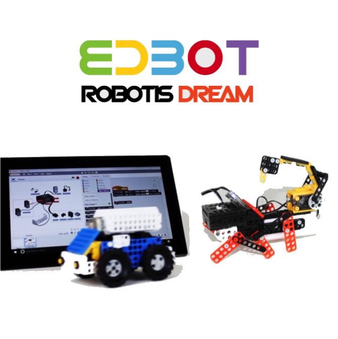 Edbot and Edbot Dream