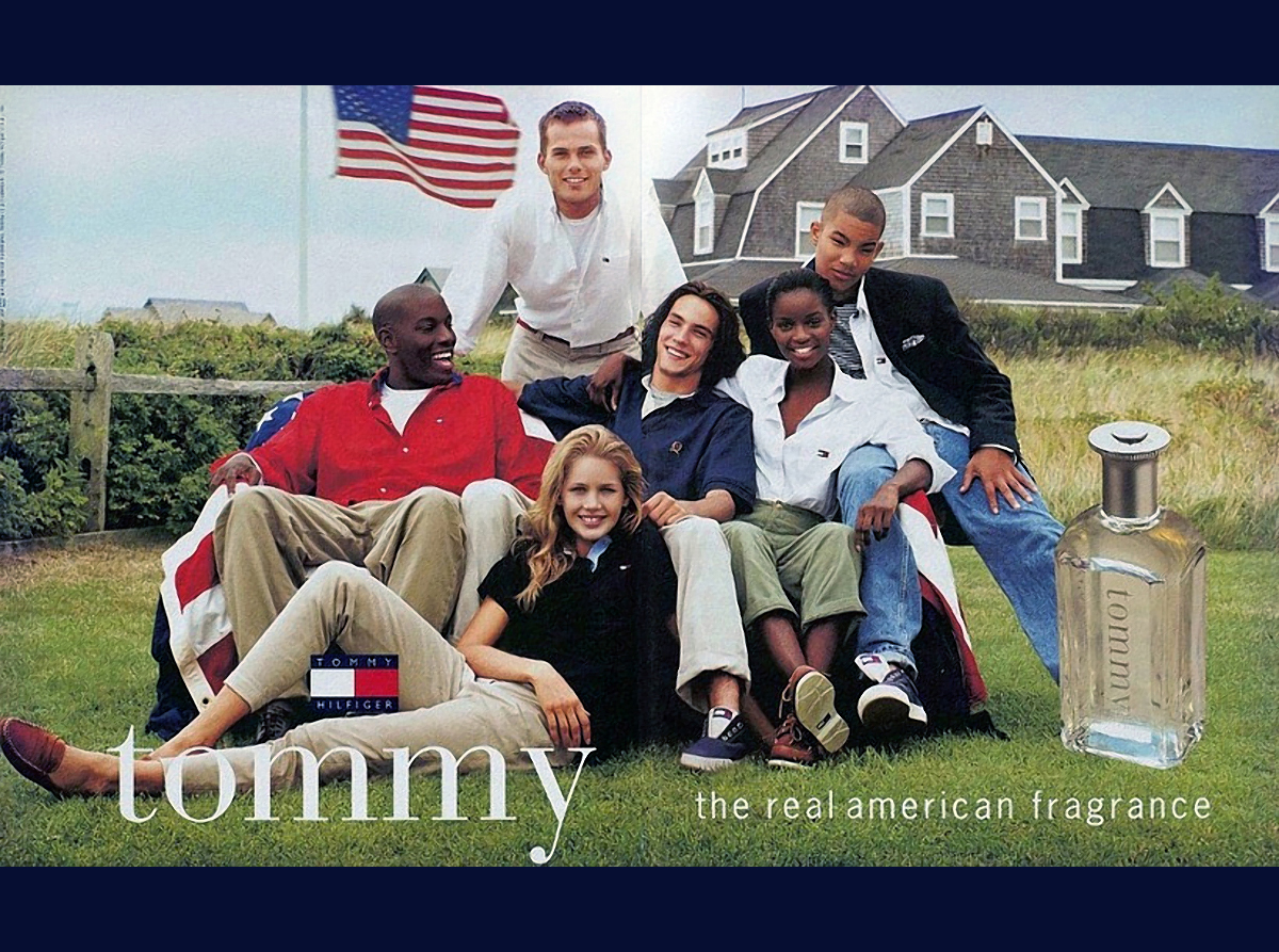 tommy hilfiger real american