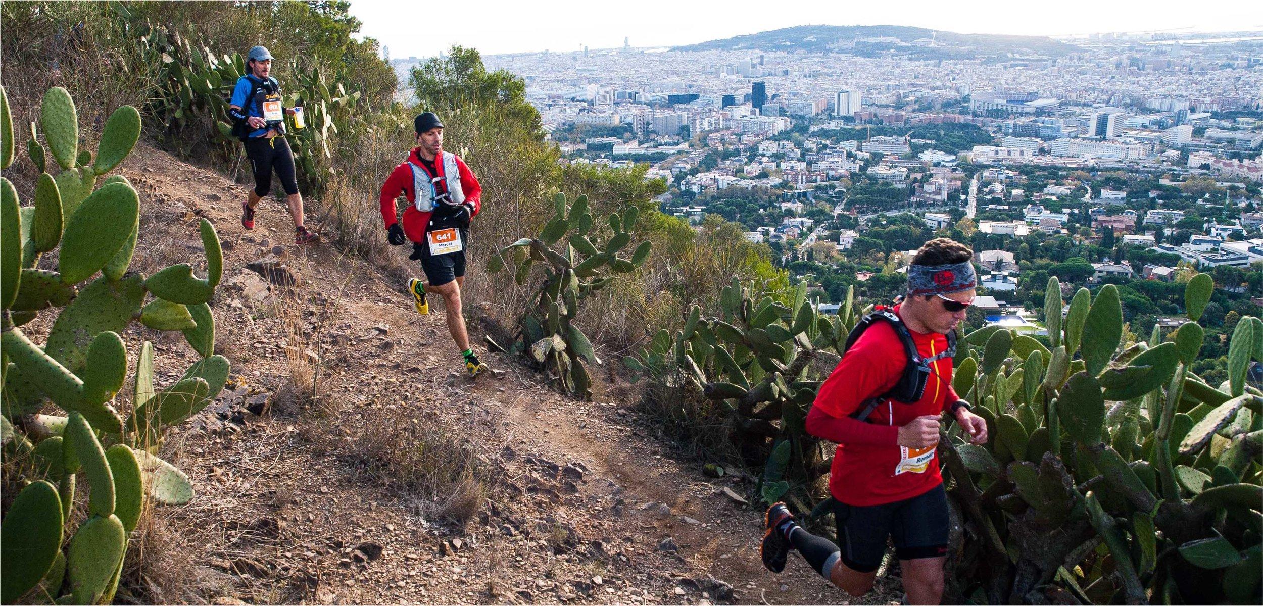 ©Barcelona Trail Races