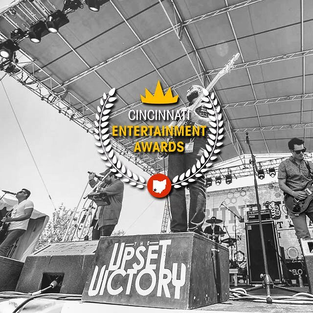 It's official, we've been nominated as 'Artist of The Year', 'Best Live Act', and in the 'Rock' category for the Cincinnati Entertainment Awards! We'd be honored if you cast a vote for us here: goo.gl/cmHzqH THANK YOU ALL FOR THE SUPPORT - VOTING ENDS SOON! ➡️ goo.gl/cmHzqH + Link in bio. ^