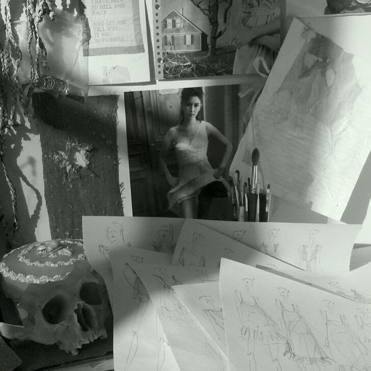 Kelsey Randall studio