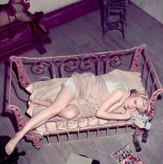 Carroll Baker in 'Babydoll' 1956