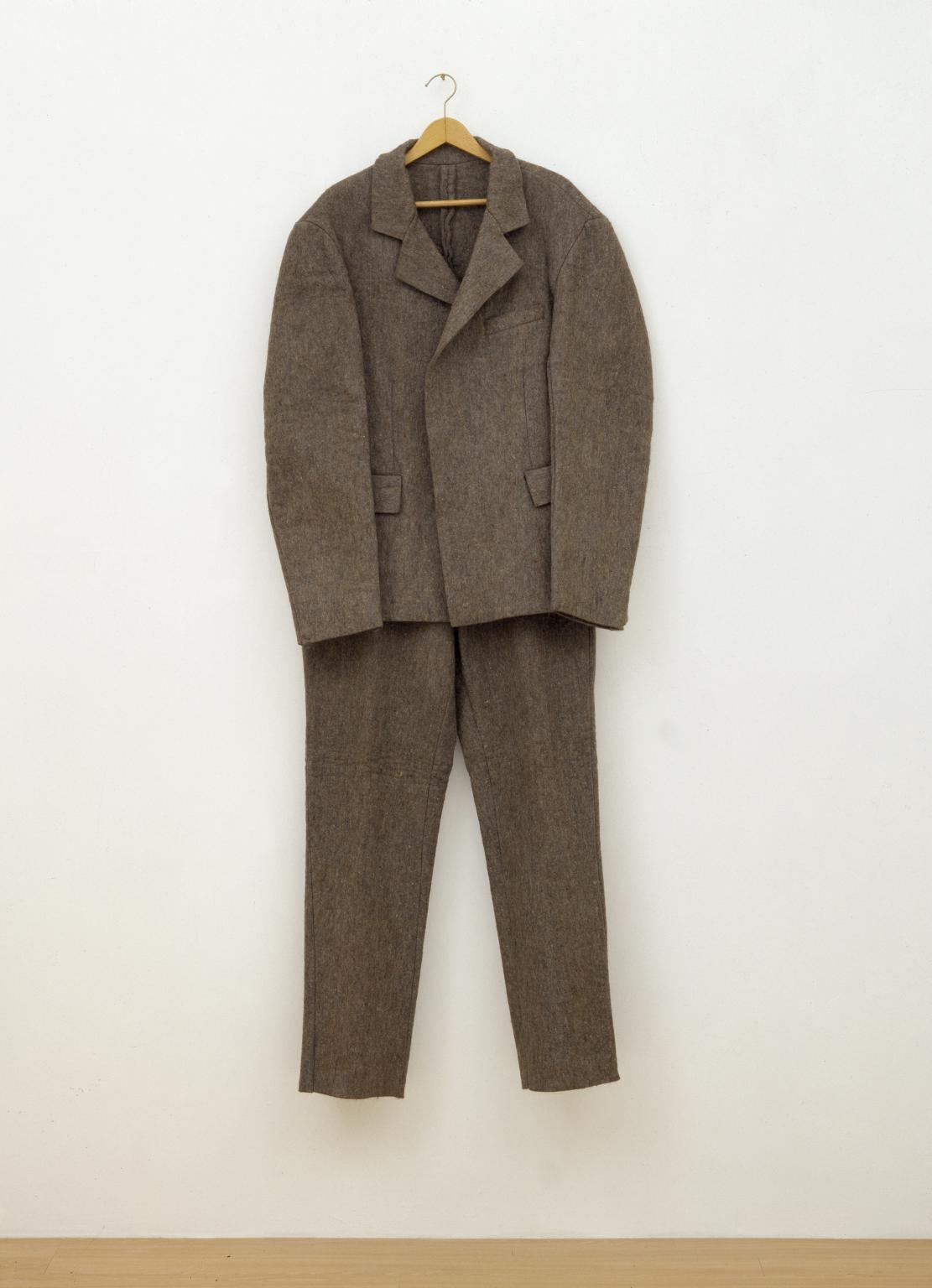 Joseph Beuys 'Felt Suit' 1970
