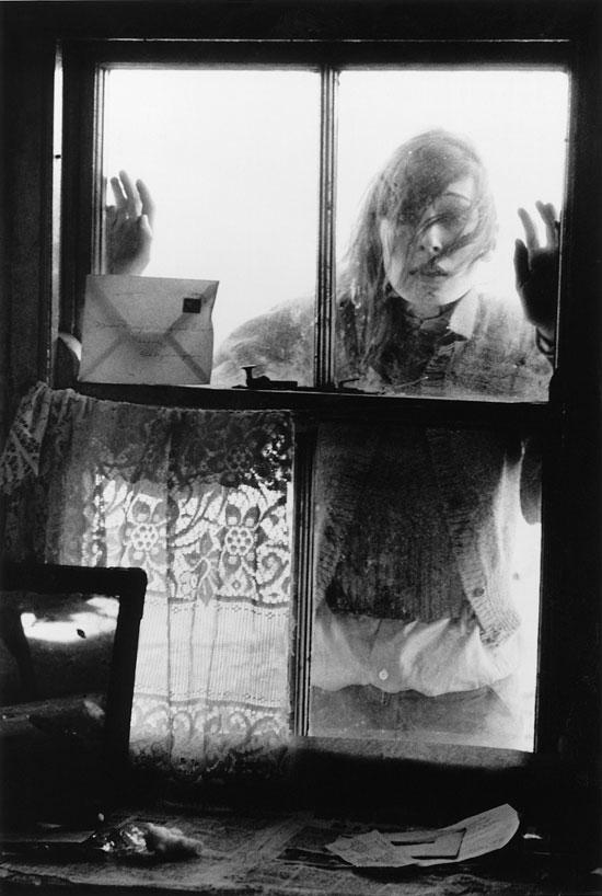 Anjelica Huston by Bob Richardson