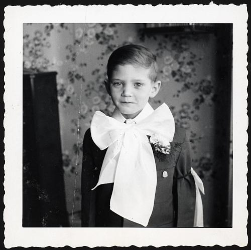 Young Robert Mapplethorpe, c. 1951