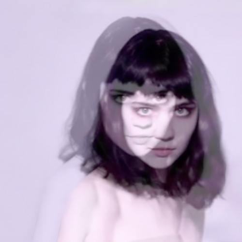 Grimes, still from 'Vanessa' music video 2011