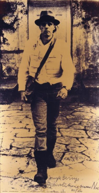 Joseph Beuys, 'We Are the Revolution' 1972