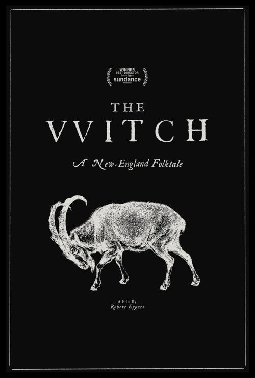 'The Witch' dir. Robert Eggers 2015