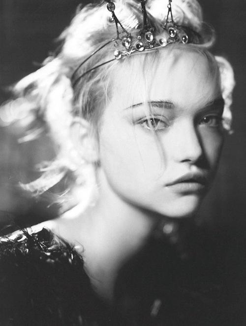Gemma Ward by Paolo Roversi
