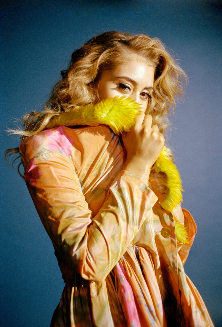 kali uchis the fader kelsey randall editorial fashion interview