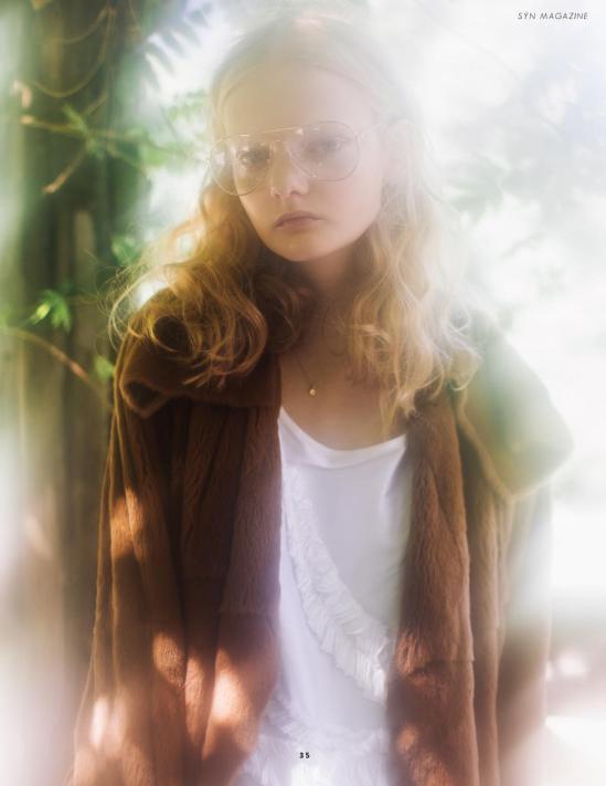 syn magazine fashion editorial kelsey randall