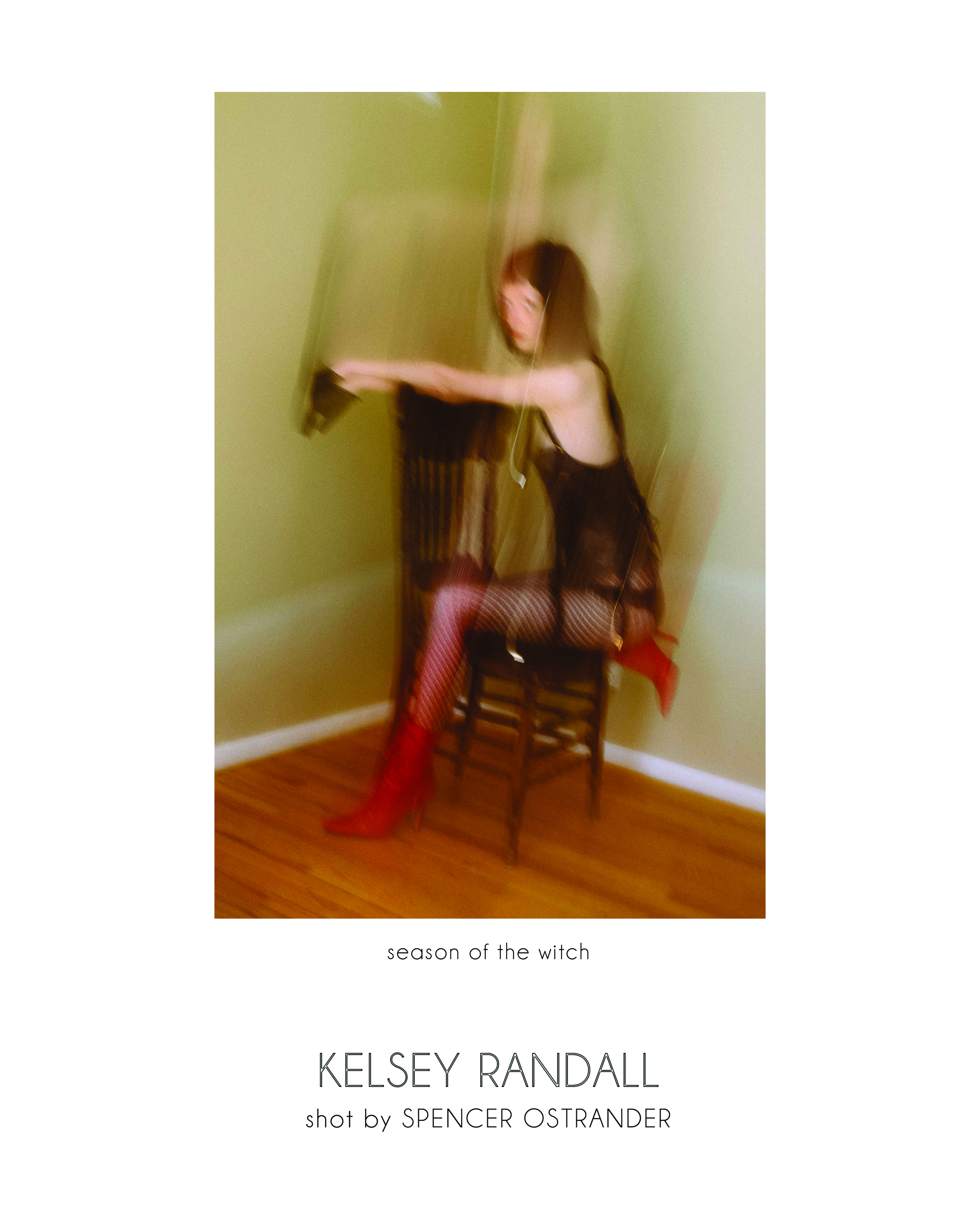 kelsey randall season of the witch