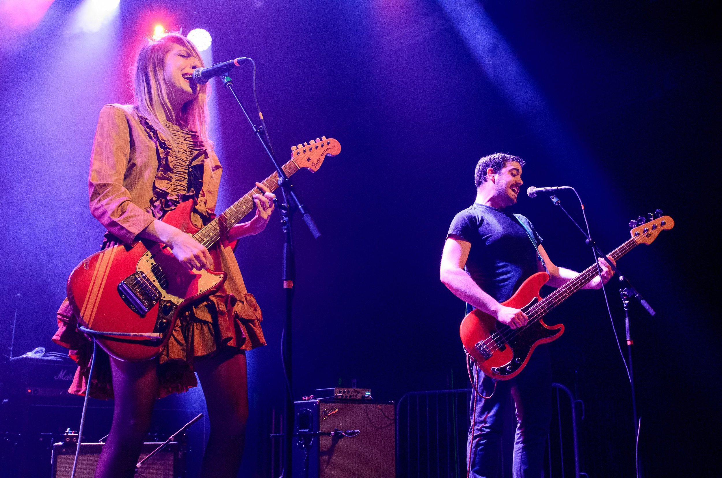 charly bliss eva hendricks kelsey randall brooklyn steel concert jawbreaker tour show concert