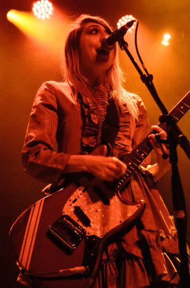 charly bliss eva hendricks kelsey randall brooklyn steel concert jawbreaker tour show reunion